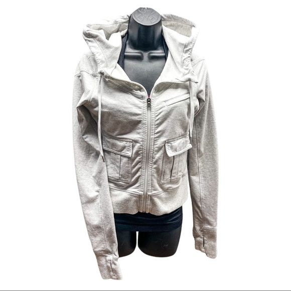 Lululemon Carry and Go Zip Up Hoodie Woman's 4